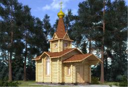 Строительство церквей и часовен