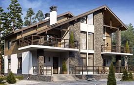 Проекты каменных домов