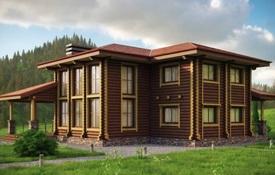 Строительство домов из рубленного бревна