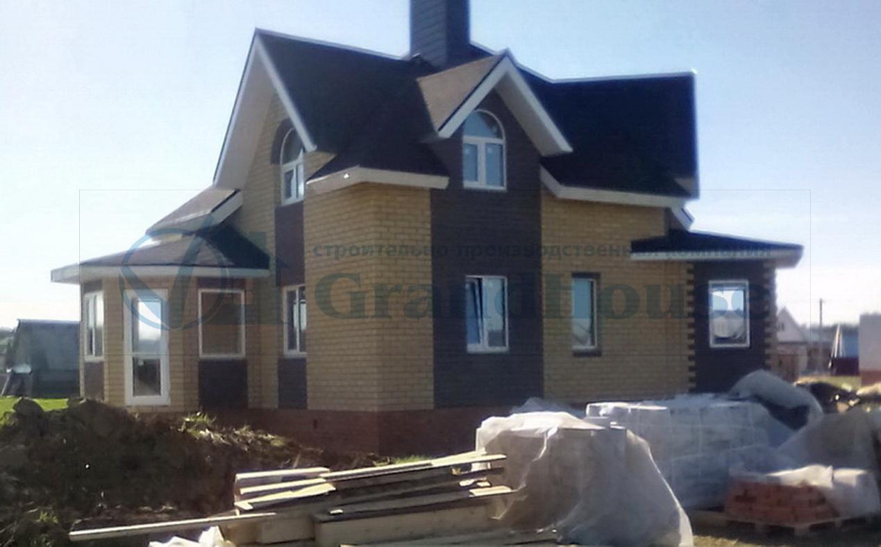 строительство домов из пеноблоков под ключ казань